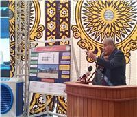 وزير التموين يتفقد صوامع الغلال بالإسماعيلية| فيديو
