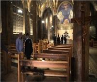 الأردن يدين محاولة حرق كنيسة الجثمانية بالقدس الشرقية