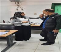 نائب رئيس مركز ومدينة طلخا يكتشف غياب 9 أطباء بمركز طب الأسرة بديسط