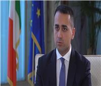 وزير خارجية إيطاليا يبدأ زيارة للجزائر تستغرق يومين