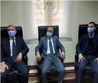 وزير العدل: قريبا إطلاق خدمة «الحبس عن بعد» في كفر الشيخ