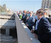 وزير النقل: تنفيذ 4 كباري بطريق «طنطا - السنطة - زفتى».. صور