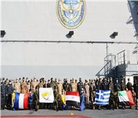 وزير الدفاع ونظيره اليوناني يشهدان المرحلة الرئيسية للتدريب المشترك «ميدوزا 10»