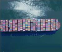 حقيقة تراجع أعداد السفن المارة بقناة السويس بنسبة 50%