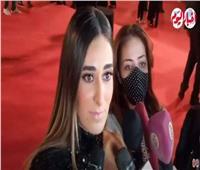 فيديو  أمينة خليل: زفافي بعد «كورونا».. وانتظروني رمضان المقبل
