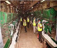 تطوير محلج القطن بالزقازيق بتكلفة 150 مليون جنيه