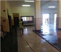 رئيس مدينة سفاجا: استمرار «التطهير» بالمحافظة لمواجهة كورونا