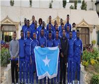 القوات المسلحة تستضيف فريق نادي هورسيد الصومالي
