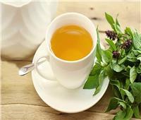 لعلاج الربو  وصفة طبيعية.. «شاي الريحان والبركة»