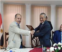 «الطاقة الذرية» تكرم هشام فؤاد لحصوله على جائزة النيل للعلوم 2019