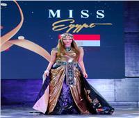 بالزي الوطني.. ملكات جمال المراهقات يروجن للسياحة في مصر