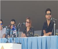 أحمد مجدي: فخور بمشاركتي في «حظر تجول»