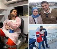 جمعتهما الحياة ولم يبعدهما الموت| تفاصيل وفاة والدي «الرضيعة اللبنانية»