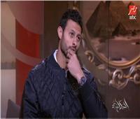 الشناوي: حسام البدري أبلغنيأنني خارج حساباته في بداياتي مع الأهلي