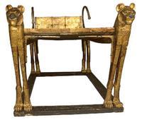 فن صناعة أثاث القصور الملكية عند المصريين القدماء.. صور