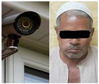 كاميرات المراقبة «بطل صامت».. كشفت سفاح العجائز وحلت لغز مذبحة الجيزة