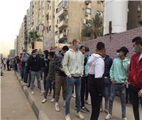 انتخابات النواب 2020| طوابير أمام لجان الخلفاء الراشدين بمصر الجديدة.. فيديو