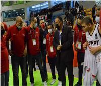 مكافأة فورية من رئيس المنتخبات بعد تصدر الفراعنة بطولة أفريقيا للسلة