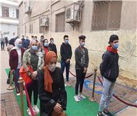 انتخابات النواب 2020| توافد الناخبين على لجان القاهرة