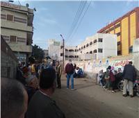 انتخابات النواب 2020| انتظام التصويت بلجان كفر الشيخ