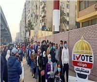 انتخابات النواب 2020  السيدات يتصدرن المشهد الانتخابي في جولة الإعادة بمدينة نصر
