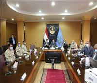 محافظ كفر الشيخ يترأس غرفة العمليات لمتابعة سير انتخابات مجلس النواب