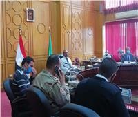 محافظ الإسماعيلية يترأس غرفة عمليات انتخابات النواب