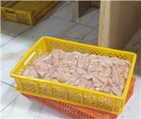 «شرطة التموين» تضبط 69 طن أغذية فاسدة وأعلاف مجهولة المصدر| صور