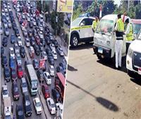 تحرير 4245 مخالفة مرورية على الطرق السريعة