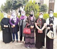 محافظ الشرقية يشيد بمشاركة المرأة فى انتخابات الإعادة