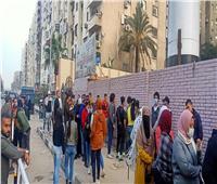 زيادة الإقبال على اللجان الانتخابية في مدينة نصر