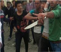مصرع شخص وإصابة آخر في مشاجرة بالأسلحة البيضاء بالمحلة
