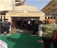نائب محافظ القاهرة يتفقد اللجان الانتخابية بحدائق القبة