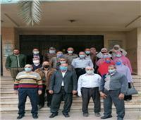 خروج جماعي لموظفي الشرقية للإدلاء بأصواتهم بجولة إعادة النواب