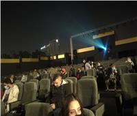 إقبال جماهيري كبير على فيلم «حظر تجول» بمهرجان القاهرة