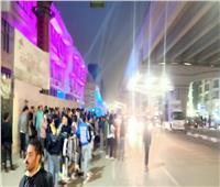 قبل الغلق.. إقبال كبير على التصويت بلجان مدينة نصر| صور