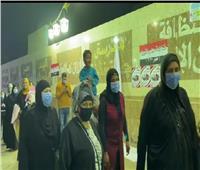إقبال متزايد على لجان «كفر الشيخ» خلال الفترة المسائية