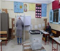 إقبال على التصويت في السويس قبل غلق باب الاقتراع