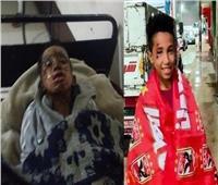 بعد إصابته أثناء الاحتفالات.. الأهلي يتكفل بعلاج عبدالرحمن علاء