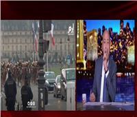 عمرو أديب: الديكتاتور أردوغان مستاء من التحالف المصري الفرنسي