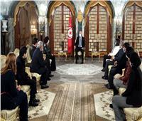 الرئيس التونسي مدينًا أشتباكات البرلمان: القانون يجب تطبيقه على الجميع