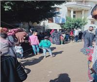 بدء توافد المواطنين على لجان قليوب للإدلاء بأصواتهم في انتخابات النواب