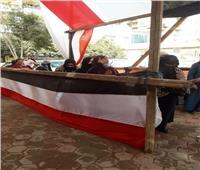 النساء تتصدر المشهد الانتخابي بشرق مدينة نصر