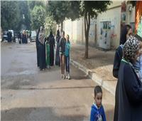 استمرار توافد الناخبين للإدلاء بأصواتهم بانتخابات النواب فى حلوان | صور
