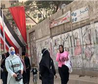 استمرار توافد الناخبين على لجان الاقتراع بدار لسلام