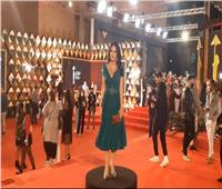 أول ظهور لرانيا يوسف في مهرجان القاهرة السينمائي