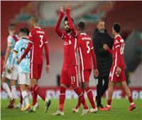 محمد صلاح يقود التشكيل المثالي في الدوري الإنجليزي