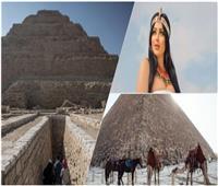 واقعة فتاة «سقارة» تُفجِّر ألغامًا بـ«المعالم الأثرية المصرية»