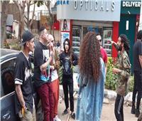 """كواليس تصوير اغنية الفيشاوي """"before 2"""".. صور وفيديو"""