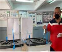 اللجان الانتخابية في مدرسة أحمد ماهر تغلق أبوابها